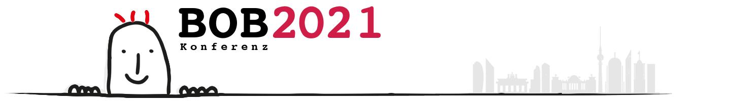BOB 2021 am 26.2. online oder in Berlin